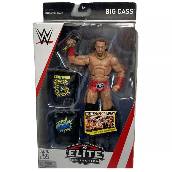 Wrestling Accessories for Action Figures Multi Listing Mattel Various WWE